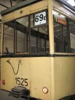 Depot Niederschonhausen/82233/beiwagen-1525-im-depot-niederschoenhausen-berlin Beiwagen 1525 im Depot Niederschönhausen, Berlin 2006