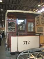 Monumentenhalle/185823/wagen-712 Wagen 712