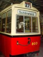 Museumsdepot Mockern/162304/lowa-beiwagen-803 LOWA-Beiwagen 803