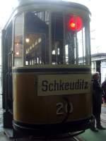 Museumsdepot Mockern/163032/tw-20-im-gegenlicht TW 20 im Gegenlicht
