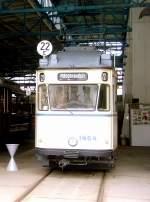 Museumsdepot Mockern/163632/pullmann-wagen-im-depot Pullmann-Wagen im Depot