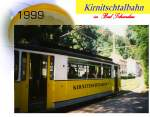 bad-schandau/123704/kirnitzschtalbahn-1999-in-bad-schandau Kirnitzschtalbahn 1999 in Bad Schandau