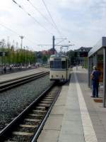 erfurt/163629/gelenkzug-178-am-gother-platz-2011 Gelenkzug 178 am Gother Platz, 2011