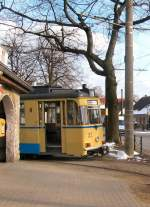 woltersdorf/2078/tw-32-kommt-aus-dem-depot Tw 32 kommt aus dem Depot Woltersdorf, 2006