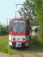 Cottbus - KT4D/66620/kt4d-in-cottbus-2009-sonderfahrt KT4D in Cottbus 2009 (Sonderfahrt)