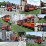 Erfurt  Tatra KT4D/74619/jubilaeums-kt4d-unterwegs-in-erfurt Jubiläums-KT4D unterwegs in ERFURT