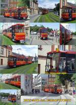 Erfurt  Tatra KT4D/74622/montage-kt4d-in-erfurt Montage KT4D in Erfurt