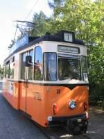 Naumburg -GOTHA Tw 38/155263/tw-38-im-jahr-2006 Tw 38 im Jahr 2006