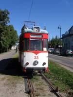Naumburg GOTHA Tw 33/155262/tw-33-im-jahr-2006 Tw 33 im Jahr 2006