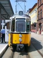 Norhausen - Tw 81/155270/tw-81-nordhausen-bahnhof Tw 81 Nordhausen Bahnhof