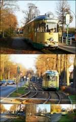 SRS - exHeidelberhgerTW/167753/linienverkehr-noch-in-friedrichshagen Linienverkehr noch in Friedrichshagen