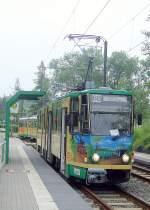 SRS - KT4D/153299/kt4d-im-linienverkehr-im-juli-2011 KT4D im Linienverkehr. Im Juli 2011 war einer im Umlauf