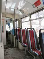 TWB Zweirichtungswagen/1312/innenansicht-zweirichtungstriebwagen-528-der-thueringerwaldbahn-2006 Innenansicht Zweirichtungstriebwagen 528 der Thüringerwaldbahn, 2006
