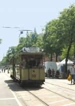 Berlin - Tw 10/17128/tw-10-mit-beiwagen-in-friedrichshagen Tw 10 mit Beiwagen in friedrichshagen, 10.5.2009