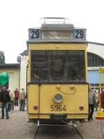 Berlin - Tw 5964/271/tw-5964-im-ehem-depot-alt-heiligensee TW 5964 im ehem. Depot Alt-Heiligensee (Berlin) am 14. 9. 2008