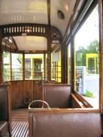 Cottbus - Bw 13/20240/im-alten-beiwagen-13-strassenbahn-cottbus Im alten Beiwagen 13, Strassenbahn Cottbus (Foto: 6.6.2009)