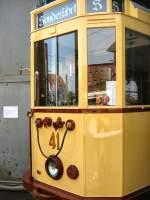 frankfurt-oder-tw-41/16557/tw-41-im-alten-depot-bachgasse Tw 41 im alten Depot Bachgasse, 9.5.2009