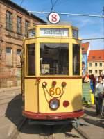 frankfurt-oder-tw-60/16395/tw-60-in-der-bachgasse-mai Tw 60 in der Bachgasse, Mai 2009