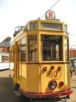 frankfurt-oder-tw-60/16556/tw-von-der-wagenhalle-aus-gesehen Tw von der Wagenhalle aus gesehen, 9.5.2009 altes Depot Bachgasse