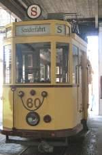 frankfurt-oder-tw-60/17100/tw-60-in-der-wagenhalle-- Tw 60 in der Wagenhalle - 9. 5. 2009