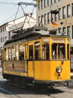 Kassel - Tw 144/28793/tw-144-in-der-innenstadt-kassel Tw 144 in der Innenstadt Kassel