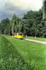 KirnitzschtalbahnTW exErfurt/116037/ehem-erfurter-tw-auf-der-kirnitzschtalbahn Ehem. Erfurter Tw auf der Kirnitzschtalbahn in Bad Schandau