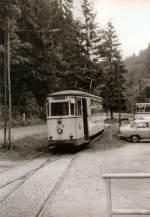 KirnitzschtalbahnTW exErfurt/4781/kirnitzschtalbahn-extw-aus-erfurt---hier Kirnitzschtalbahn, exTw aus Erfurt - hier am Lichtenhainer Wasserfall
