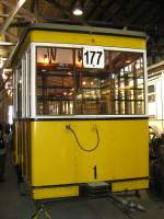 Monumentenhalle/57520/wagen-1-in-der-monumentenhalle-berlin Wagen 1 in der Monumentenhalle Berlin 2007