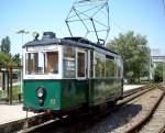 Nordhausen Tw 23/122292/sonderfahrt-tw-23-in-nordhausen-2004 Sonderfahrt Tw 23 in Nordhausen 2004