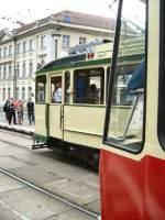 potsdam---tw-23-magdeburg/43364/blick-zum-tw-23-vorn-prototyp Blick zum Tw 23, vorn Prototyp KT4D Tw 001, Potsdam 2. 9. 2007