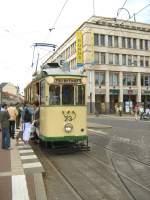 potsdam---tw-23-magdeburg/43369/tw-23-von-der-viereckremise-kommend Tw 23 von der Viereckremise kommend am Platz der Einheit, Potsdam 2.9.2007