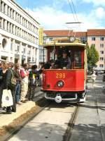 tw-299-aus-osterreich/734/tw-299-aus-oesterreich-am-platz Tw 299 aus Österreich am Platz der Einheit Potsdam, September 2008