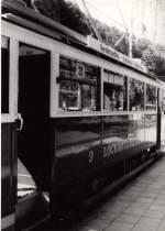 Tw 9 ex Lockwitztalbahn/116038/hist-tw-9-seitenansicht-auf-der Hist. Tw 9 Seitenansicht auf der Kirnitzschtalbahn