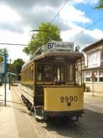 Woltersdorf Tw 2990/18258/tw-2990-an-dder-endstelle-schleuse Tw 2990 an dder Endstelle Schleuse Woltersdorf, 23.5.2009