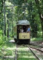 Woltersdorf Tw 2990/18746/tw-2990-verlaesst-gerade-die-endstelle Tw 2990 verläßt gerade die Endstelle S-Bahnhof rahnsdorf, 23.5.2009